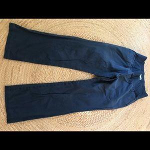 Gap Maternity Navy Pants, 6